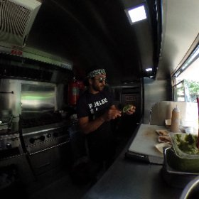 Behind the scenes: We went inside the Avocados From Mexico truck.