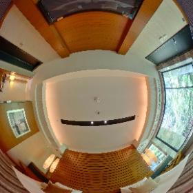 エクシブ軽井沢サンクチュアリ・ヴィラムセオ S4タイプ 和洋室 ベッドルーム