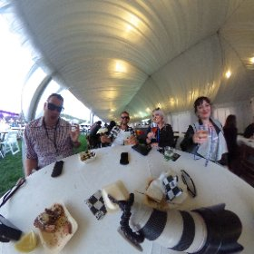 Wellington Wine & Food Festival #WWFF #theta360
