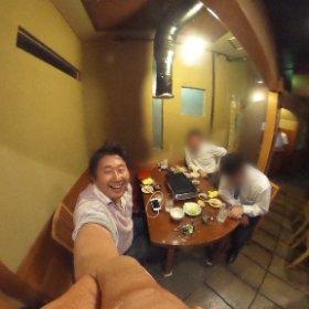 大阪で焼肉!