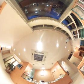 にん歯科クリニック様の 受付360° #theta360
