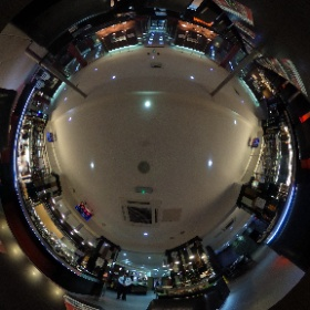 Wing Wah Chinese Restaurant (Coventry) - Buffet Area #theta360