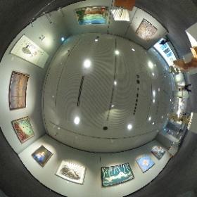 2020亜細亜現代美術展左側