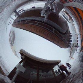 Visite 360° du nouveau télésiège 6 place de la station de ski de Gerardmer
