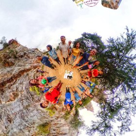 360 spherical  Khao Ngoo Rock park is a national Park in Ratchaburi where you will find mountain climbing rocks,  lake and nature walk, SM hub https://goo.gl/SJaNqZ BESH HASHTAGS #KhaoNgooRockpark  #ZoneRatchaburi   #butterfly3d #theta360