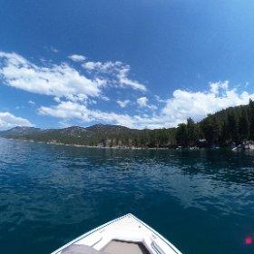 Lake Tahoe #theta360