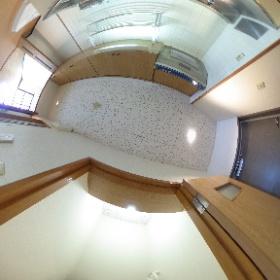 松山市平和通 グランビュー松山 トイレ 261902 #theta360