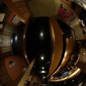 魚・食・笑 ちょうど 360°View #theta360