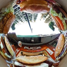 #puok #all #special #burger #store #allaroundyoureyes #theta360 #theta360it