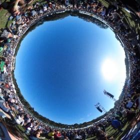 #OutsideLands #2016 #Crowd #SanFrancisco #SunshineDaydream #theta360