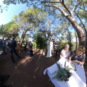 Private wedding R n K March 2019 at Darlington Estate Winery WA  https://linkfox.io/1xegS BEST HASHTAGS #LordOfTheRings   #butterfly3d #theta360