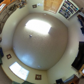 Freedom Hall - Library and TV Room