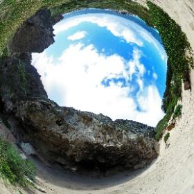 Bob's Grotto along the Cape to Cape Track
