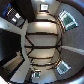 倉橋建築 施工事例 居室 #theta360