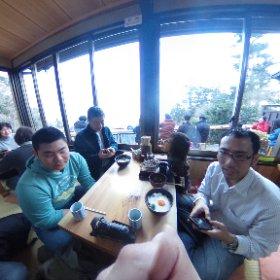 高尾山十一丁目茶屋にて #オープンデータディ