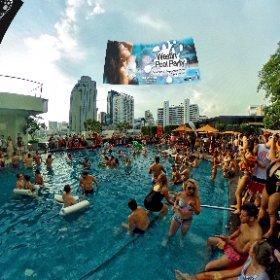 Westin Pool Party Bangkok 5 star Hotel comfort, all day night DJ's happy crowd and vibe, SM hub event 17/9/2016 http://goo.gl/KzEOM9  BEST HASHTAGS  #WestinPoolPartyBkk #WestinGrande  #BkkPoolParty #BtsAsoke  #ZoneSukhumvit  #butterfly3d