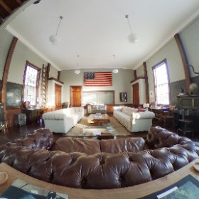 A 360 shot I took inside the Hillside Schoolhouse.