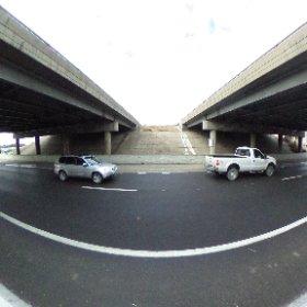 #STC360 I-70/ Fifth Street Diverging Diamond