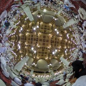 Masjid Nabawi, Madinah  #theta360