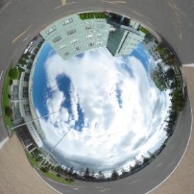弘前医療福祉大学 構内 #theta360