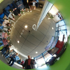 We are proud to have our friendship school Lycée Sud Médoc here in Kuopio and Klassikka.  #theta360