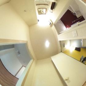 籠原駅の「ハイツシマダ」の改装後写真です!水回りもとても綺麗になりました!http://www.taitoku-chintai.com/id/2088088 #theta360
