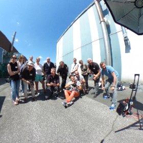 bpp Foto Seminar mit einem klasse Frank Luger in Brühl #theta360