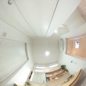 オリティア樟葉VII 20号地 1階洗面室