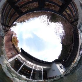 袋田温泉 関所の湯  露天風呂