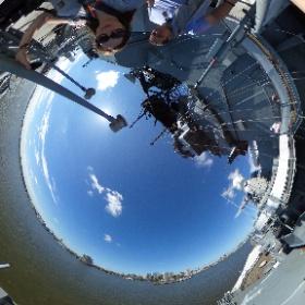 USS Battleship New Jersey Philadelphia  #theta360