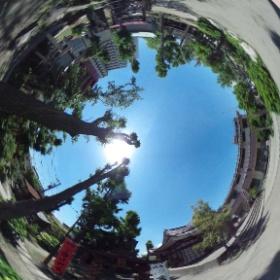 金山神社(神奈川)  photo : 360度カメラ研究会(http://camera-360do.com/) by ほーりー