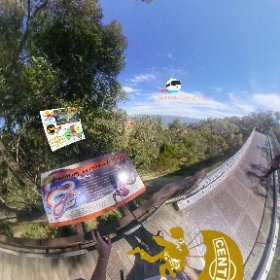 360 spherical Lotterwest Federation Walkway is a 620 mtr tree top walkway Mount Eliza Kings Park Botanical Gardens in Perth WA, SM hub https://goo.gl/jj6ZgV  BEST HASHTAGS  #TreetTopWalk #KingsParkWA #PerthCity #VisitPerthWA #Butterfly3d