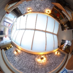 Green House & Beer Garden #Cafe55 #theta360