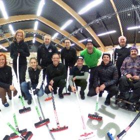 #lasvegas #curling #turnier #flims #wolpetinger #theta360 #theta360de