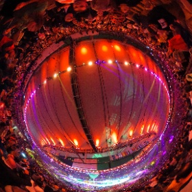 Rogerio Lima様「Rio 2016 Olympics - Closing ceremonies」 The closing ceremonies of Rio 2016 Olympics. #theta360