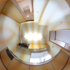 リーベンデール月寒中央 1301号室 キッチン #theta360
