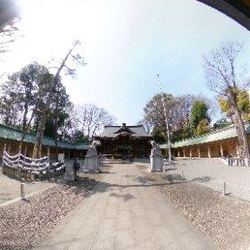 #ちゃらぽこ散歩会 荻窪八幡神社