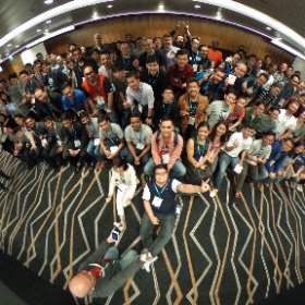 Attendees of #WordCampSG 2017