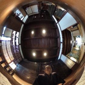 旅籠玉屋 歴史資料館 館内 #theta360