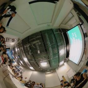 Instante 360° #Educación140 con @fundaciontef y apoyo @TwitterSpain #theta360