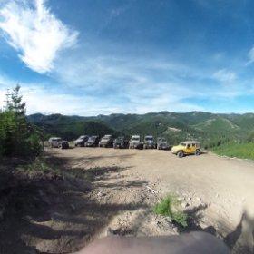 Naches trail yesterday.