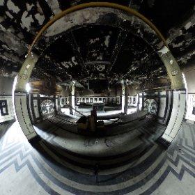 Sala cuptoarelor 4 - Crematoriul Cenusa