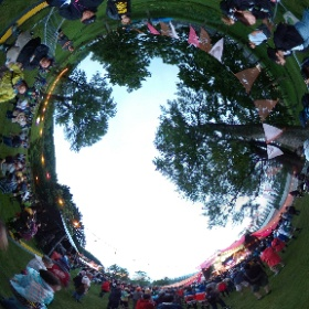 JOIN ALIVE 2018 / MIRACLE LEAF #theta360