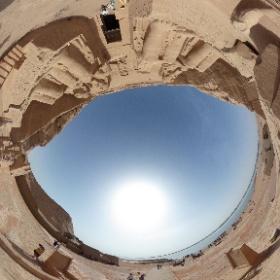 エジプトのアブシンベル神殿