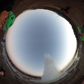 A 2nd take on the #Strokkur #Geysir in #Iceland #theta360
