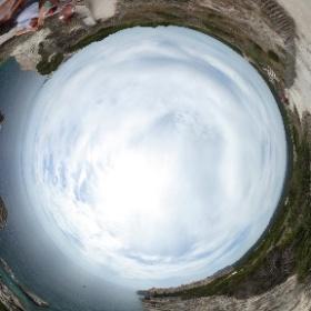 Bonifacio - Seaside #theta360