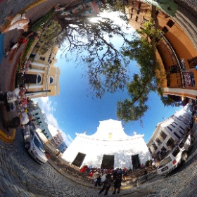 ビエホ・サン・フアン(旧市街)