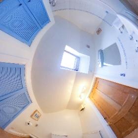 The Old Chapel - En-suite #theta360uk