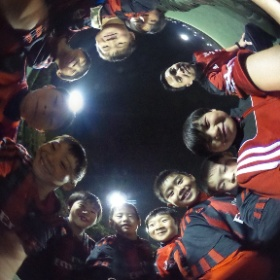 2016.11.07 Training Match Series U-7 #theta360
