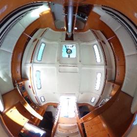 中古艇ドットコム ベネトウファースト40.7 室内写真 #theta360